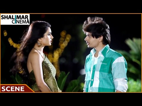 Sorry Teacher Movie || Beautiful Scene Between Kavya Singh & Aryaman in Park || Kavya Singh