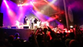 Wu-Tang Clan Live @Dour festival 2013