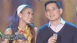 Richard Yap accepts ASAP Karaokey Challenge