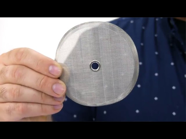 Product Video - How to Install Mesh Filter⠀