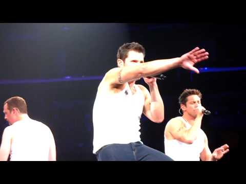 98 Degrees I Do Cherish You Live 7/5/13 Staples Center Los Angeles