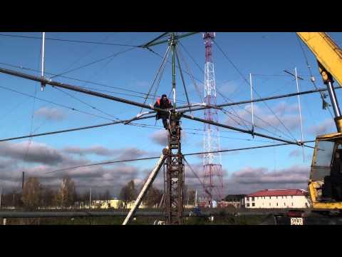 3 elements 80 meters yagi full-size