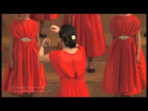 A Gaelic Blessing, John Rutter - The Resonanz Children Choir