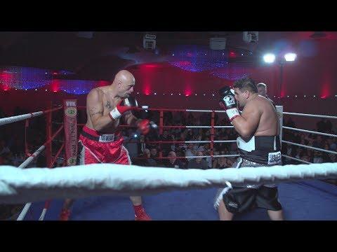 Classic IBA Boxing - Stuart 'Maximus' Livermore v Eddy Rasputin