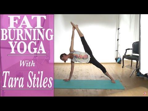 fat burning yoga with tara stiles  youtube