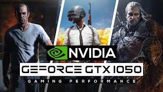 NVIDIA Geforce GTX 1050 Laptop Gaming Performance!