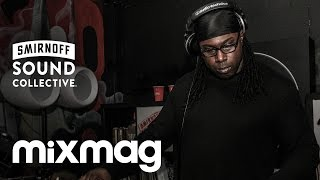 FRED P tough house set in The Lab LDN