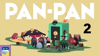 Pan-Pan: iOS iPhone Gameplay Walkthrough Part 2 (by Spelkraft)