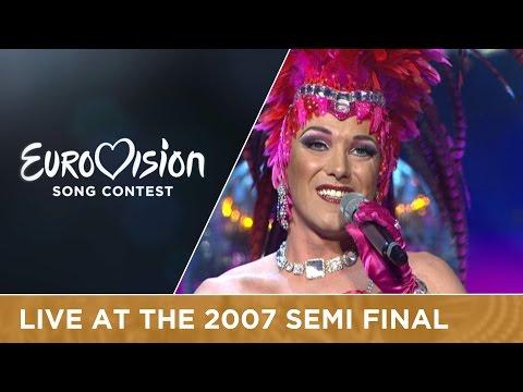 DQ - Drama Queen (Denmark) Live 2007 Eurovision Song Contest