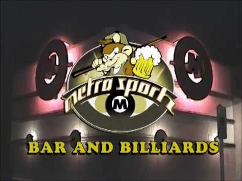 Metro Sportz Bar