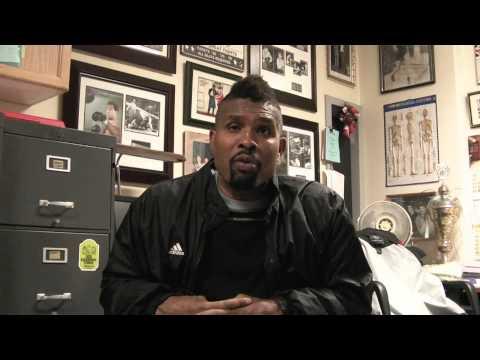 Donovan Razor Ruddock talks comeback