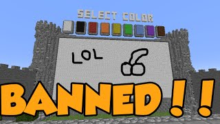 GETTING BANNED ON MINEPLEX!?