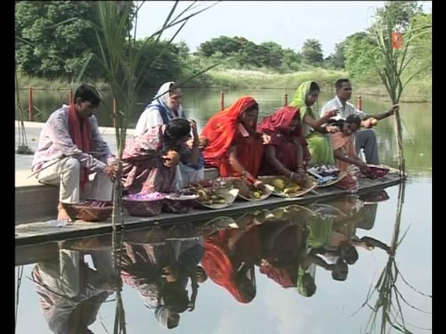 Badi Bhagi Se Shubh (Full Bhojpuri Devotional Video Song) Sun Hamri Pukar Chhathi Maiya