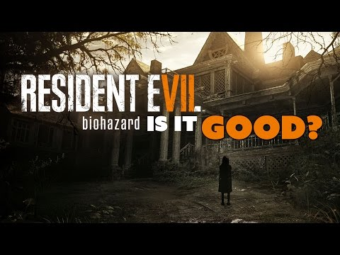 Resident Evil 7: IS IT GOOD? - The Know Game News