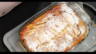 Яблочный пирог «Серебряный век» | Зощенко. Сладкие рассказы