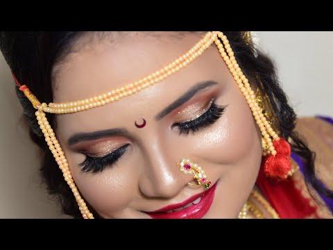 Latest Maharashtrian Bridal Look