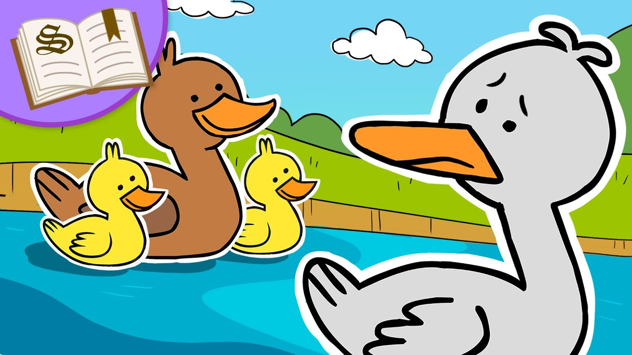 The Ugly Duckling | A Super Simple Storybook