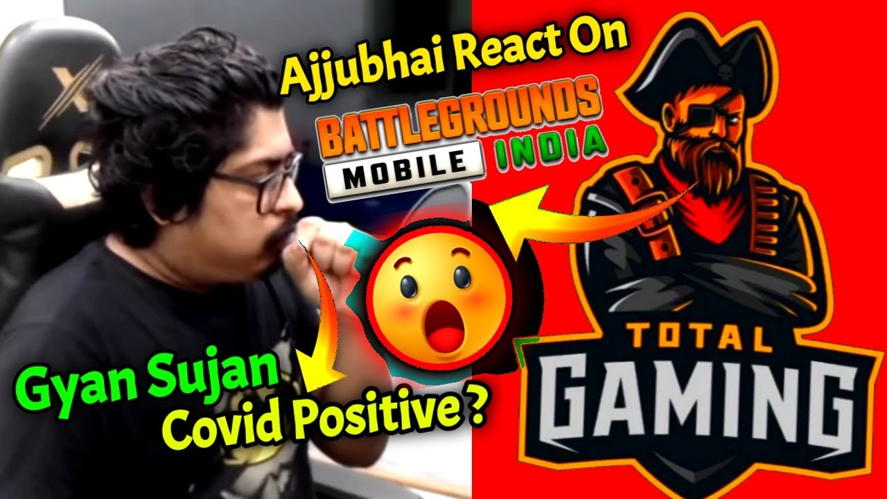 Gyan Sujan COVID POSITIVE ? Total Gaming On PUBG-BATTLEGROUND MOBILE INDIA | NEW RANK SEASON HACKER