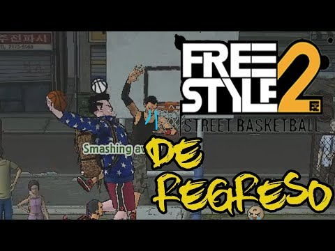 FreeStyle2 Street Basketball - ESTA DE REGRESO