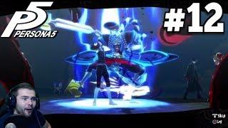 Final Fantasy Peasant Plays Persona 5   (PS4 gameplay) Commentary - Yusuke Awakening
