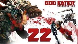 God Eater Resurrection ✔ Прохождение на русском ✔ #22 - У Сомы новый друг
