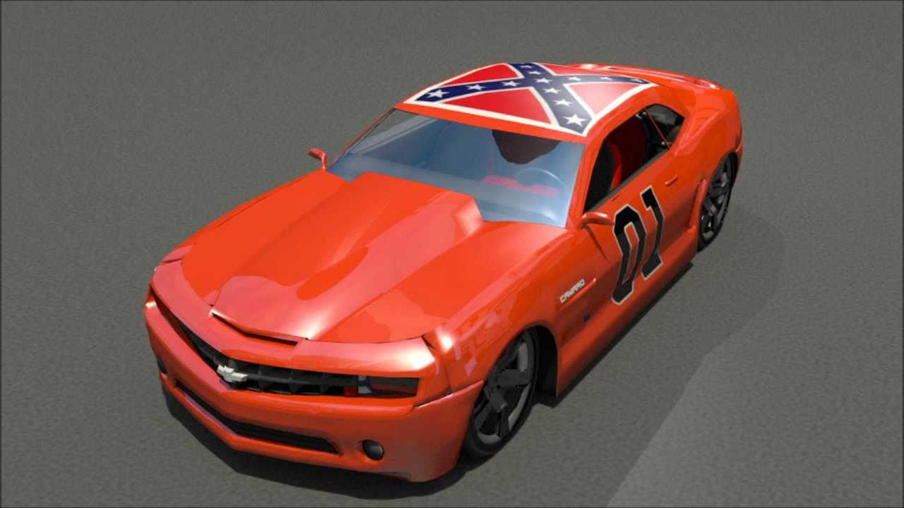 general lee camaro youtube. Black Bedroom Furniture Sets. Home Design Ideas