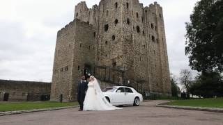 Katie & Chandan | Wedding Cinematography | Insta Teaser | Rochester Castle | VERODA