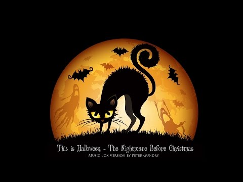 This is Halloween - Music Box Version | Halloween Music