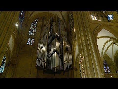 Größte freihängende Orgel der Welt - Domorgel in Regensburg