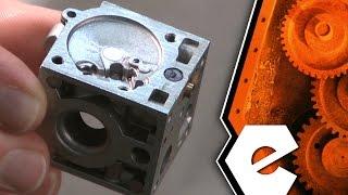 Trimmer Repair - Replacing Carburetor Diaphragms & Gaskets (Echo Part # P005002290)
