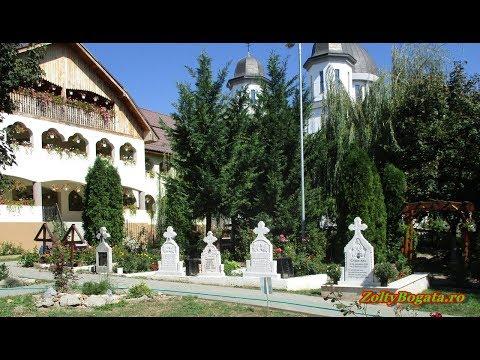 Manastirea Dumbrava Jud Alba Septembrie 2018 - YouTube