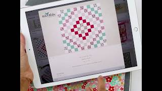 How to Find Riley Blake Designs Quilt Patterns in Cricut Design Space