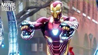 """Baixar AVENGERS: ENDGAME """"End is Near"""" Trailer (2019) - Marvel Superhero Movie"""