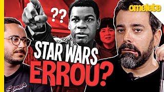 O QUE ODIAMOS EM STAR WARS: OS ÚLTIMOS JEDI | OmeleTV