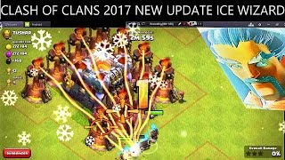 Clash Of Clans | All Inferno vs Ice Wizard New Update 2017