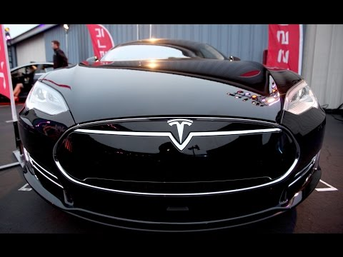Tesla Model X Crossover SUV