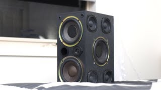 SH!T SPEAKER + PASSIVE RADIATORS