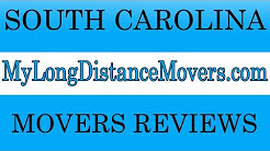 South Carolina Long Distance Moving Companies - MyLongDistanceMovers.com