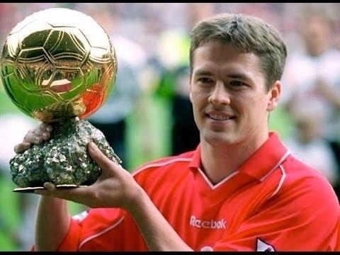 Michael Owen ● BEST Goals Ever ● 1996-2013 ● HD