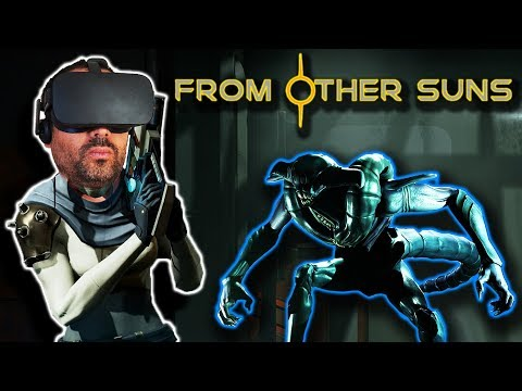 EXPLORANDO LA GALAXIA COMO DIOS MANDA   From Other Suns (Oculus Gameplay en Español)