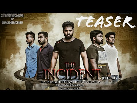 The Incident |teaser| 2019 kannada Web Series