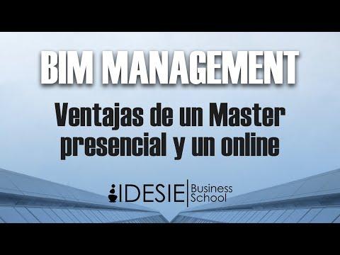 Ventajas de un Master BIM presencial y online - Todo sobre #BIM #Management #11