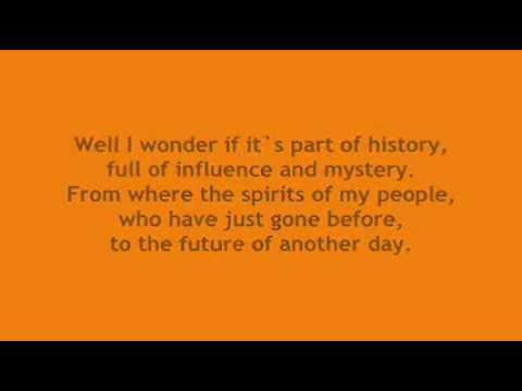 Yothu Yindi - Tribal Voice (lyrics)
