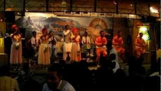 Ethiopia Traditional Dance @ Yod Abissinia 2