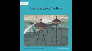 Der Krieg der Welten – H. G. Wells (Science Fiction | Komplettes Hörbuch)