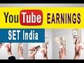 SET India  youtube earnings feb 2017(my personal estimation)
