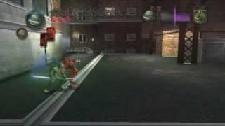 TMNT PC Demo footage