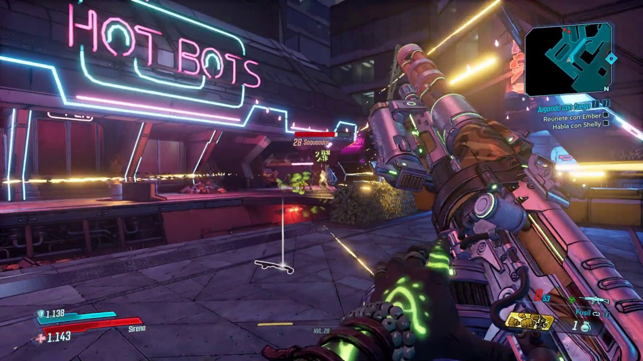 Borderlands Casino