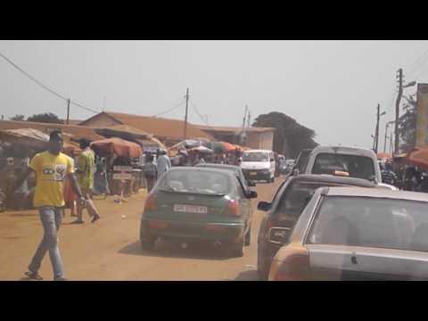 Drive Through Togo