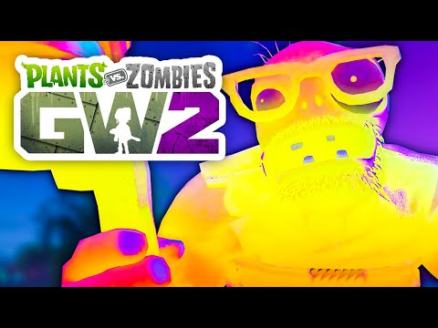 Plants vs. Zombies: Garden Warfare 2 - Invincibility Glitch? Unlimited XP!